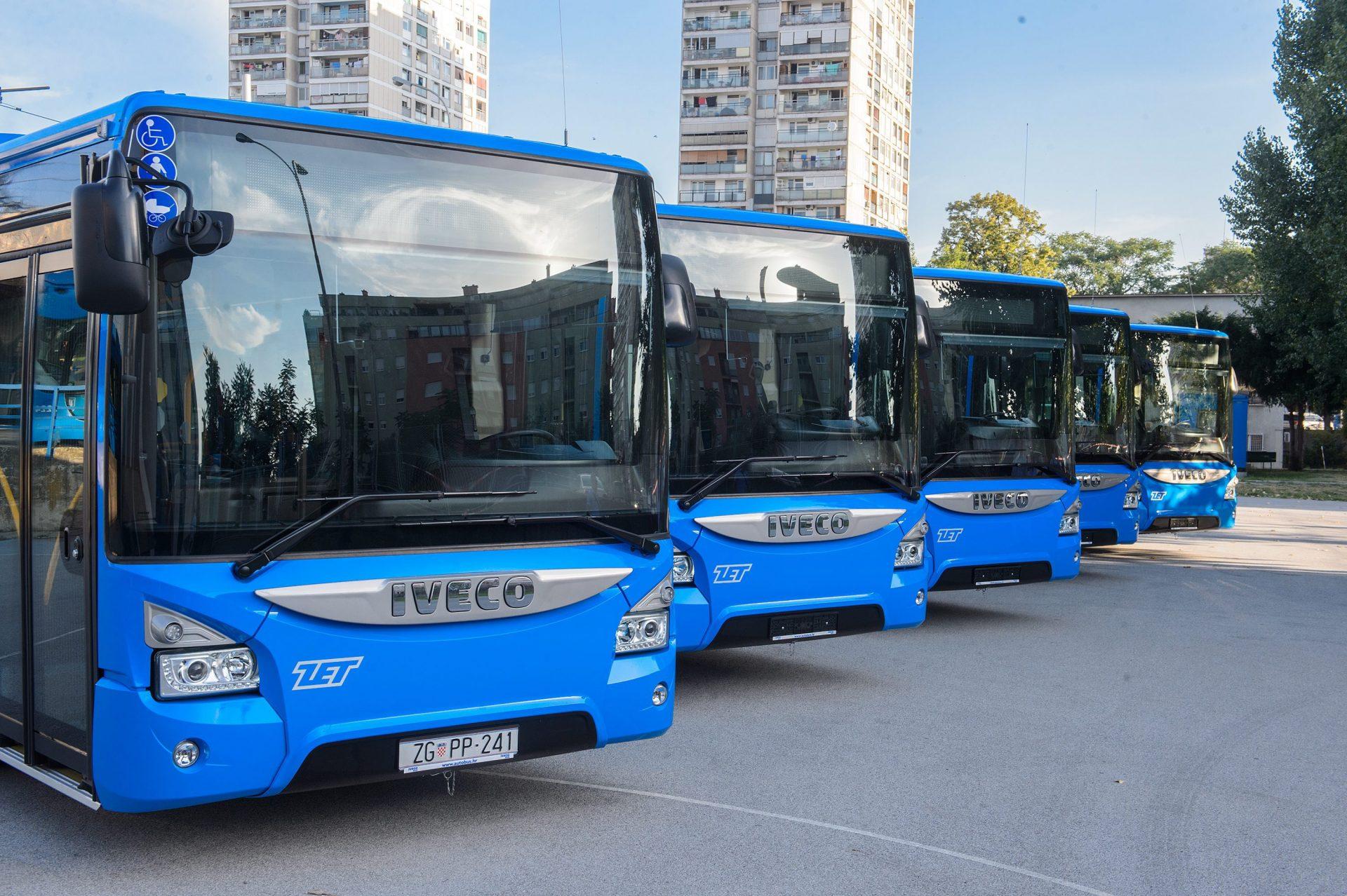 Izvanredni Vozni Red Gradskih Autobusa Zagreb Info