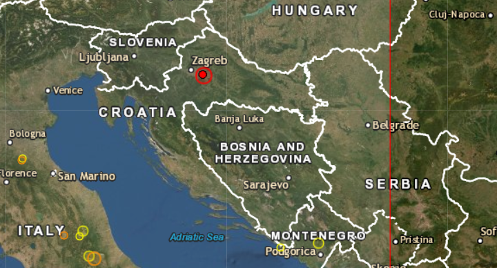 1880 Zagreb Earthquake Wikipedia